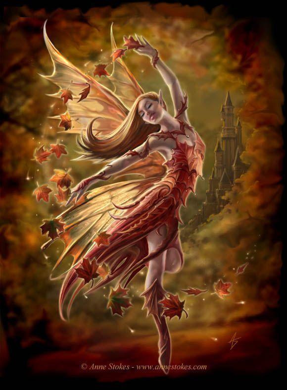 Dansez la fin de l'été et honorer le début de l'automne..telles des